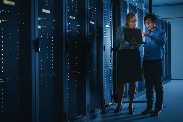 Data storage